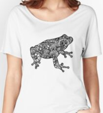 Froggy Women's Relaxed Fit T-Shirt