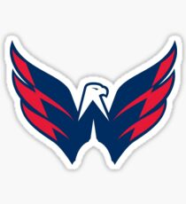 Washington Capitals Logo Sticker