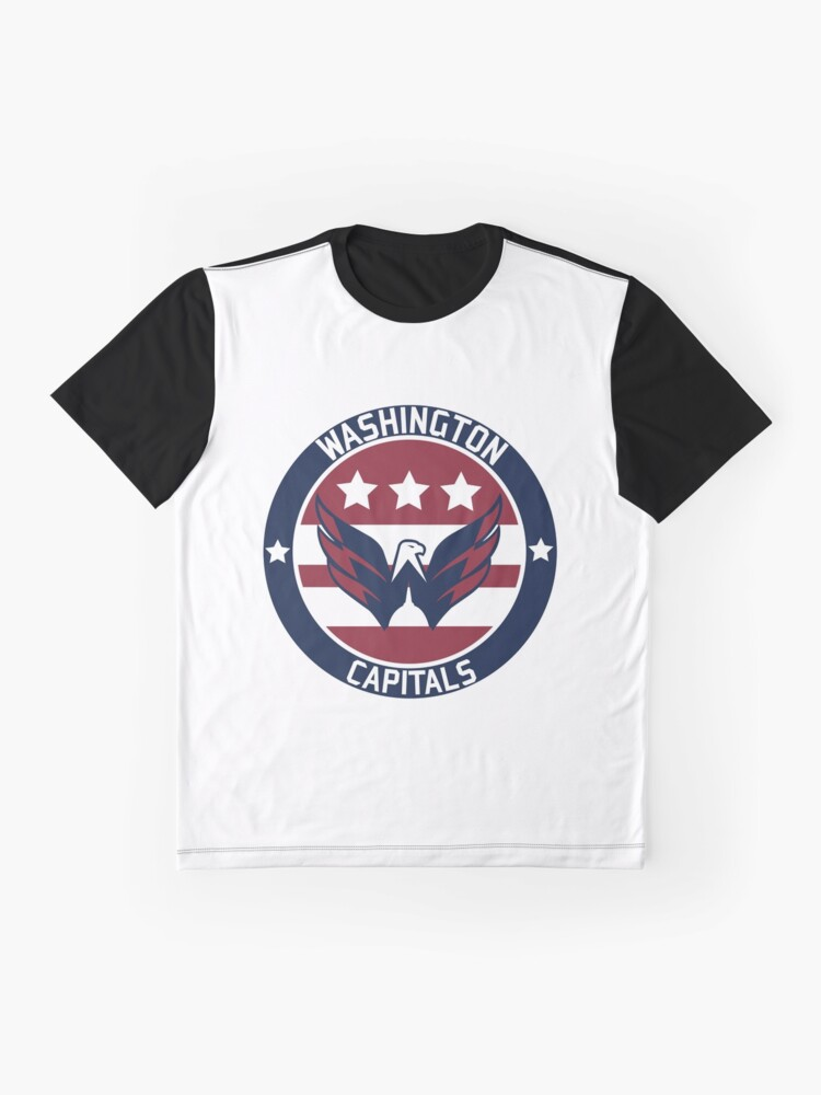 Alternate view of Washington Capitals Logo Graphic T-Shirt