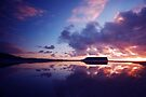 East Inlet Reflections #2 by Garth Smith