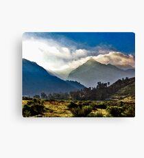 Nichols Peak Sunrise Canvas Print