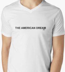 DER AMERIKANISCHE TRAUM (1931) T-Shirt mit V-Ausschnitt