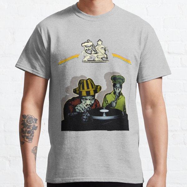Pull-up, Mr Selekta! Classic T-Shirt