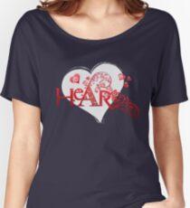 HeArt Women's Relaxed Fit T-Shirt