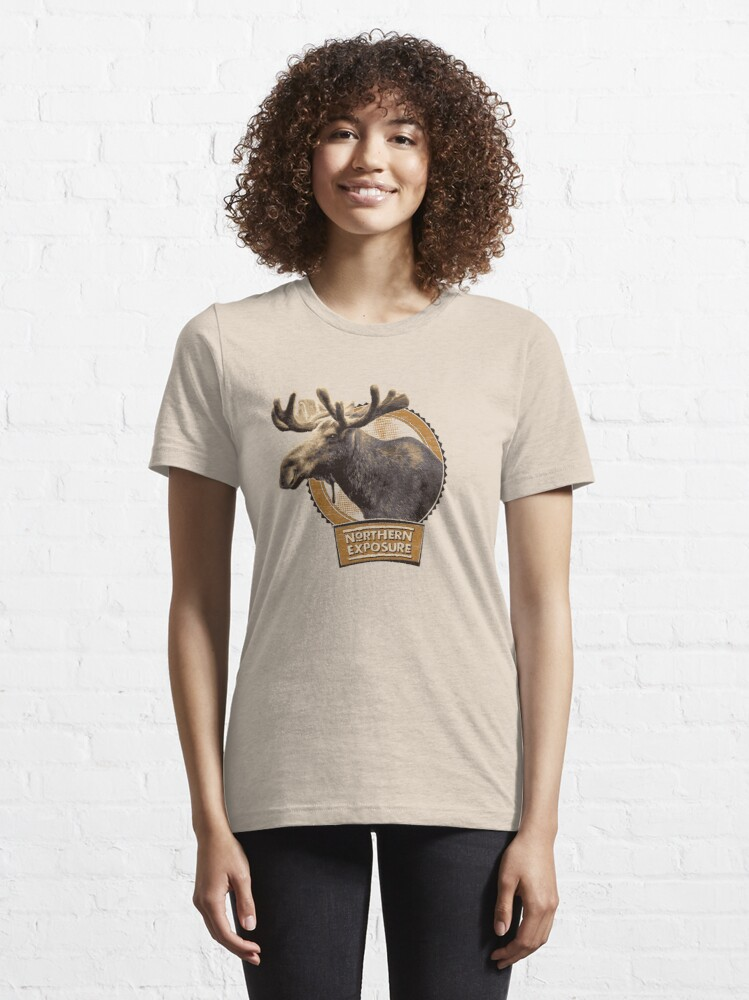 Alternate view of Northern Exposure Essential T-Shirt
