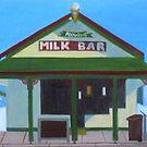 Poowong Milk Bar by Joan Wild