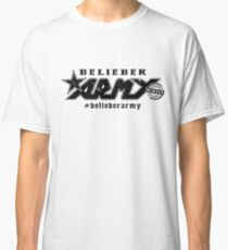 Belieber_Army Classic T-Shirt