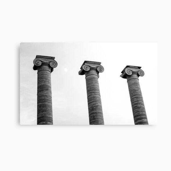 Pillars of Strength Canvas Print