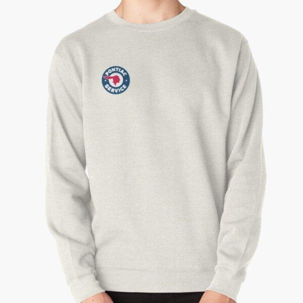 Pontiac Certified  Pullover Sweatshirt