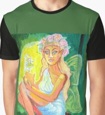 A woodland fairy Graphic T-Shirt