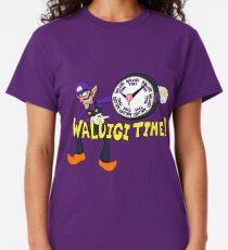 WALUIGI TIME! Classic T-Shirt