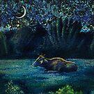 Moon Cow by Oleg Atbashian