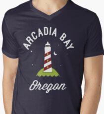 Arcadia Bay Organ Men's V-Neck T-Shirt