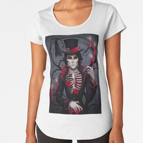 Requiescat In Pace Premium Scoop T-Shirt
