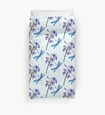 Nature's Gift's - Dragonfly and Flower Duvet Cover