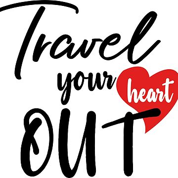 Travel With Your heart by mersenne
