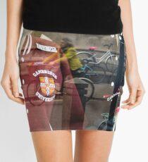 Window Mini Skirt