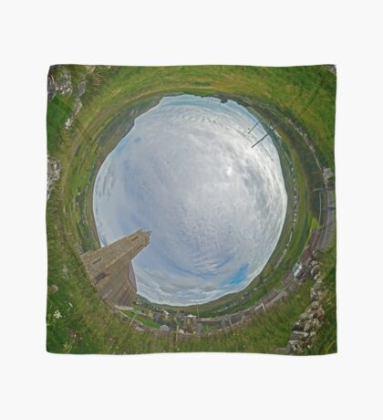 Glencolmcille Church - Sky In Scarf