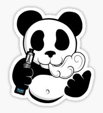 Vape Panda  Sticker