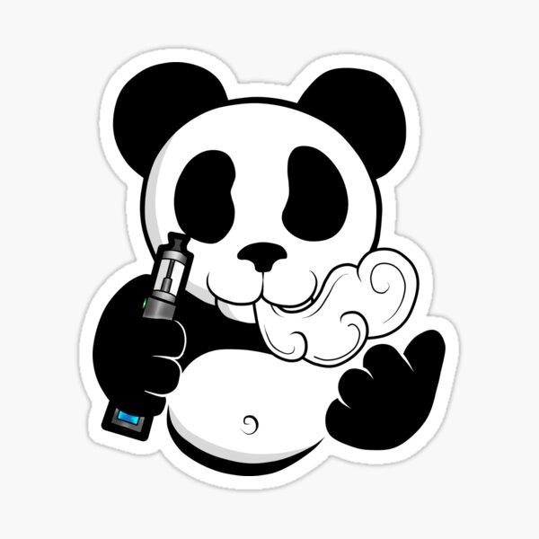 Vape Panda  Sticker