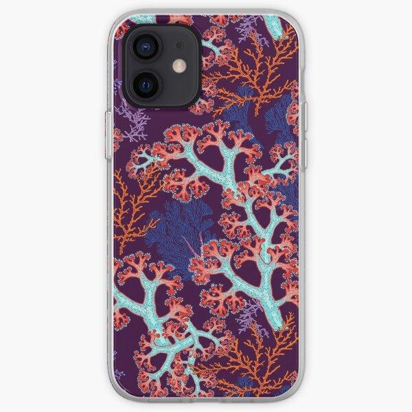 coral dream iPhone Soft Case