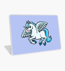 unicorn with wings Laptop Skin