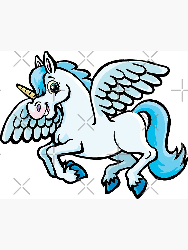 unicorn with wings by duxpavlic