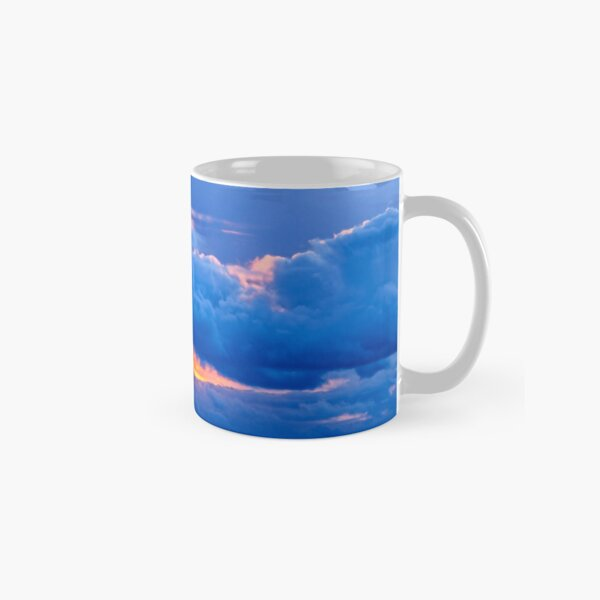 Hidden Fires, Indian Ocean, Perth Classic Mug