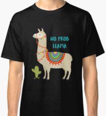 Peru No Prob Llama  Classic T-Shirt