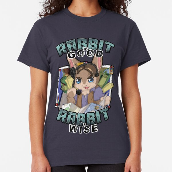 Rabbit is Good, Rabbit is Wise Classic T-Shirt