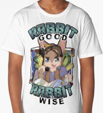 Rabbit is Good, Rabbit is Wise Long T-Shirt