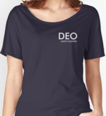 DEO Agent Danvers Women's Relaxed Fit T-Shirt