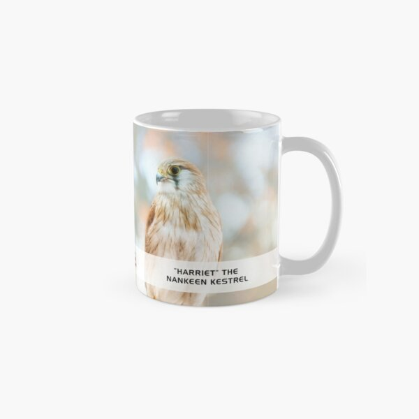 Harriet the Nankeen Kestrel, Native Animal Rescue Classic Mug