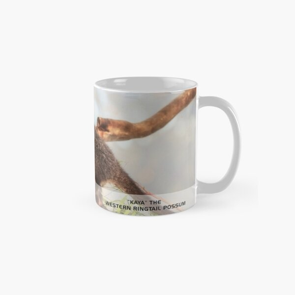 Kaya the Ringtail Possum, Native Animal Rescue Classic Mug