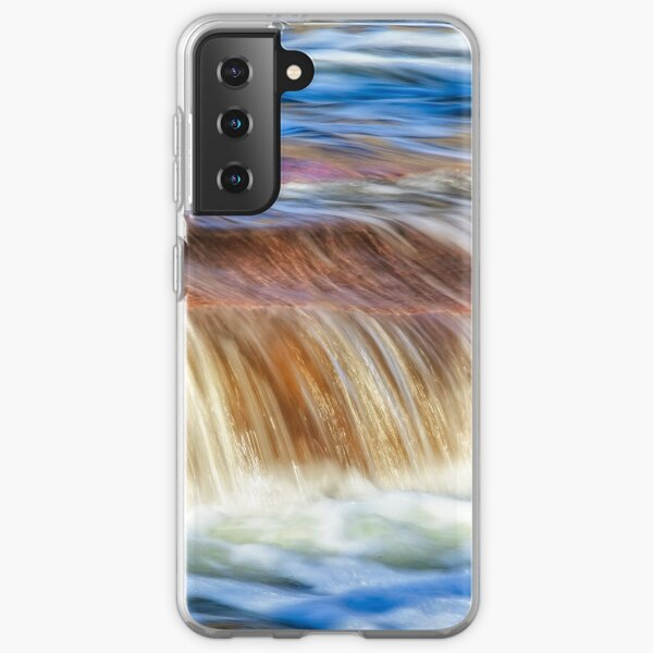 Ebb and Flow, Noble Falls Samsung Galaxy Soft Case
