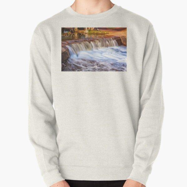 Full Flow, Noble Falls, Perth Pullover Sweatshirt