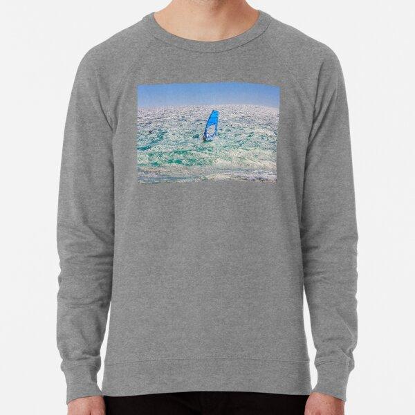 Ride the Waves, Scarborough Beach Lightweight Sweatshirt