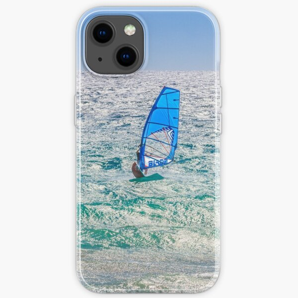 Ride the Waves, Scarborough Beach iPhone Soft Case