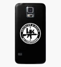 Heckler Koch logo Case/Skin for Samsung Galaxy