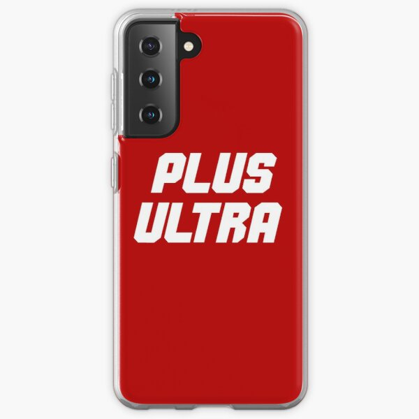 My Hero Academia - PLUS ULTRA Samsung Galaxy Soft Case