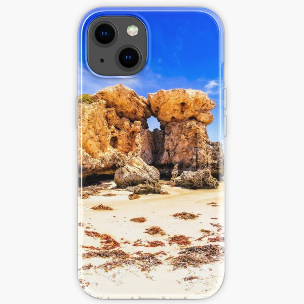 The Sentry, Two Rocks iPhone Soft Case