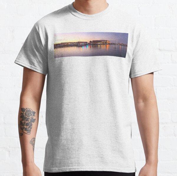 Harbour Lights, Hillarys Boat Harbour Classic T-Shirt