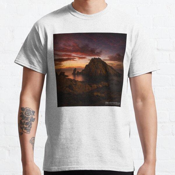 Sugarloaf Rock Scarf Classic T-Shirt
