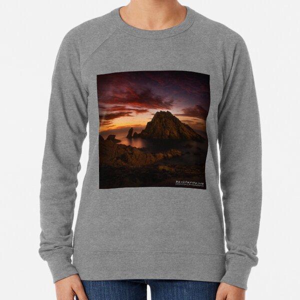 Sugarloaf Rock Scarf Lightweight Sweatshirt