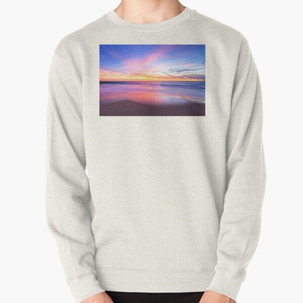 Aussie Sunset Claytons Beach Mindarie - Clothing Pullover Sweatshirt