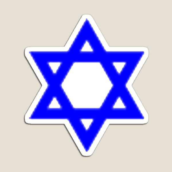 Star of David, ✡, Shield of David, Magen David, symbol, Jewish identity, Judaism, #StarofDavid, #✡, #ShieldofDavid, #MagenDavid, #symbol, #Jewishidentity, #Judaism, #Jewish Magnet