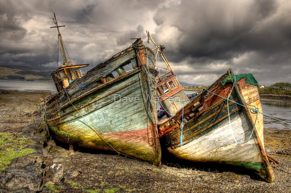 Shipwrecked by Dave Warren