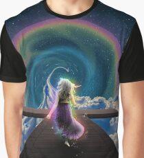 Surreal Pier Graphic T-Shirt