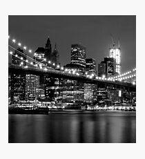 Lámina fotográfica Nueva York
