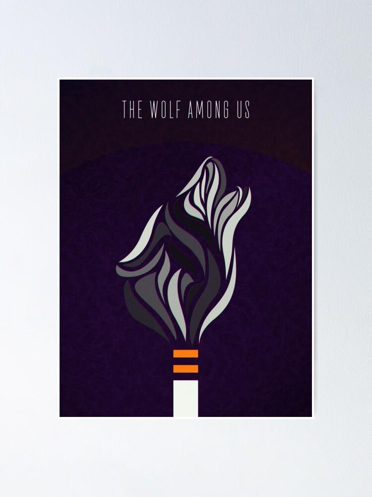 Alternate view of TWAU Smoke Poster Poster